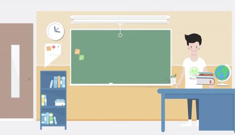 顺义环保局宣传动画清洁空气ING